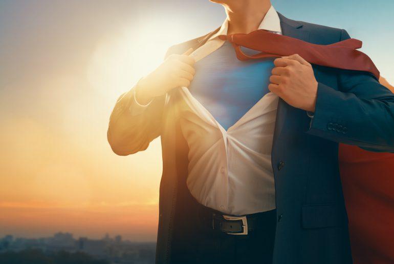 Nationaler Champion bzw. Europäischer Champion in Gestalt von Superman für die Digitalwirtschaft
