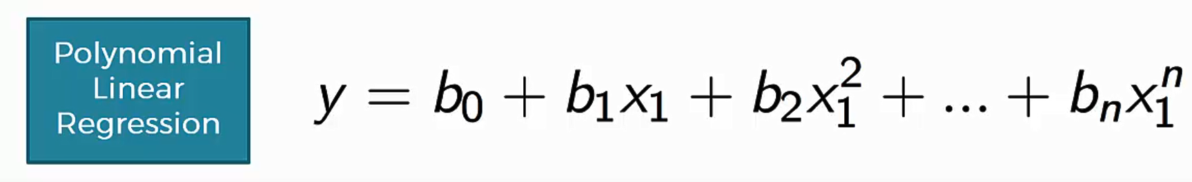 Maschinenlernen Polynomische Regression