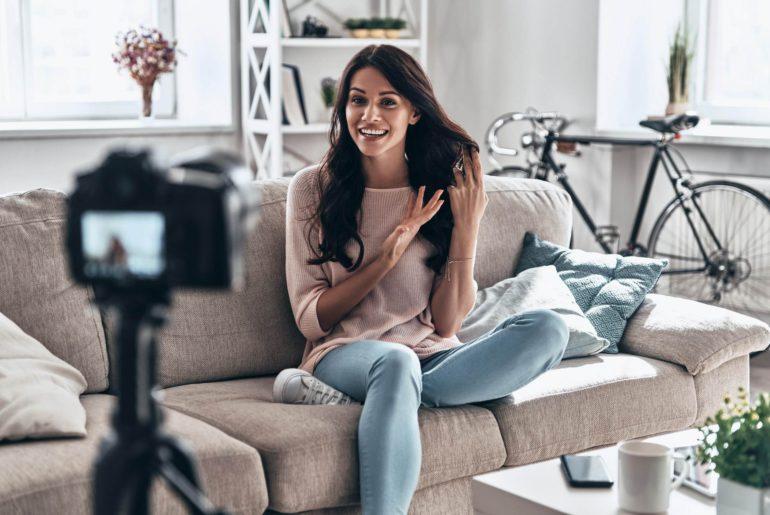 Digitales Marketing Content Marketing So wird man Influencer Marie Luise Ritter