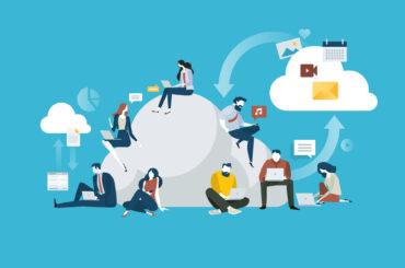 Cloud ermöglicht Kollaboration und dezentralen Datenzugriff