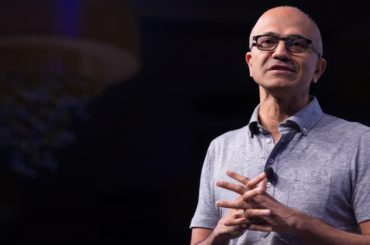 Satya Nadella Microsoft CEO and his book Hit refresh about the transformation of Microsoft