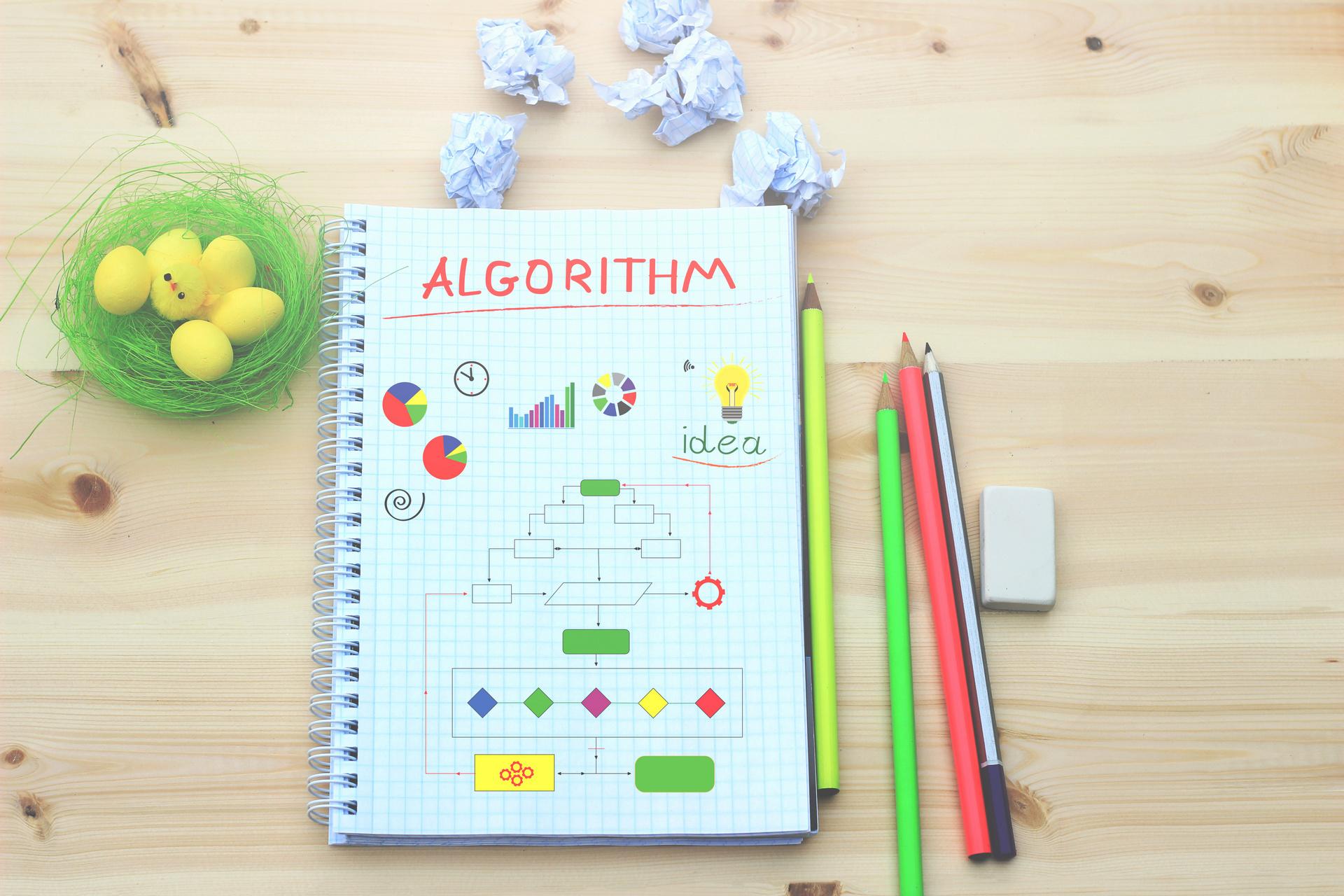 Effiziente Zusammenarbeit mit Programmieren - Algorithmen