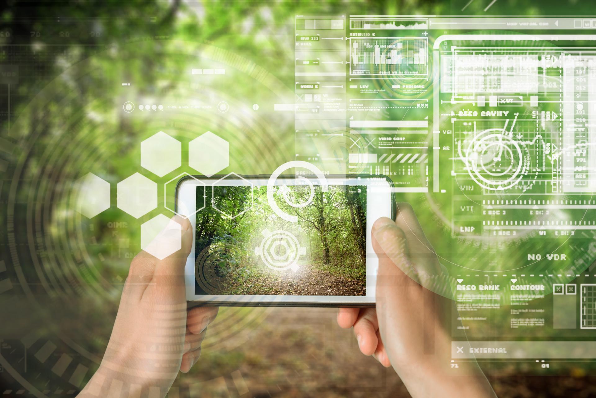 Big Data Data Science Klimawandel Forstwirtschaft Interview mit Dr. Christian Zang