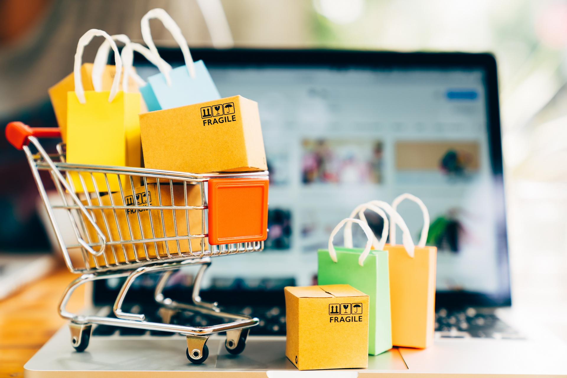Zukunft des eCommerce Amazon vs Shopify
