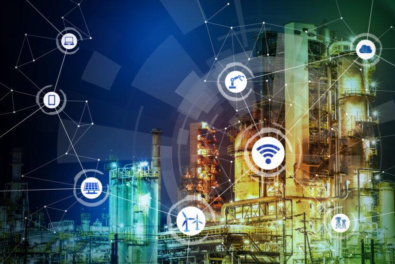 IIoT Industrial Internet of Things Publikationen Smart Factory Industrie 4.0
