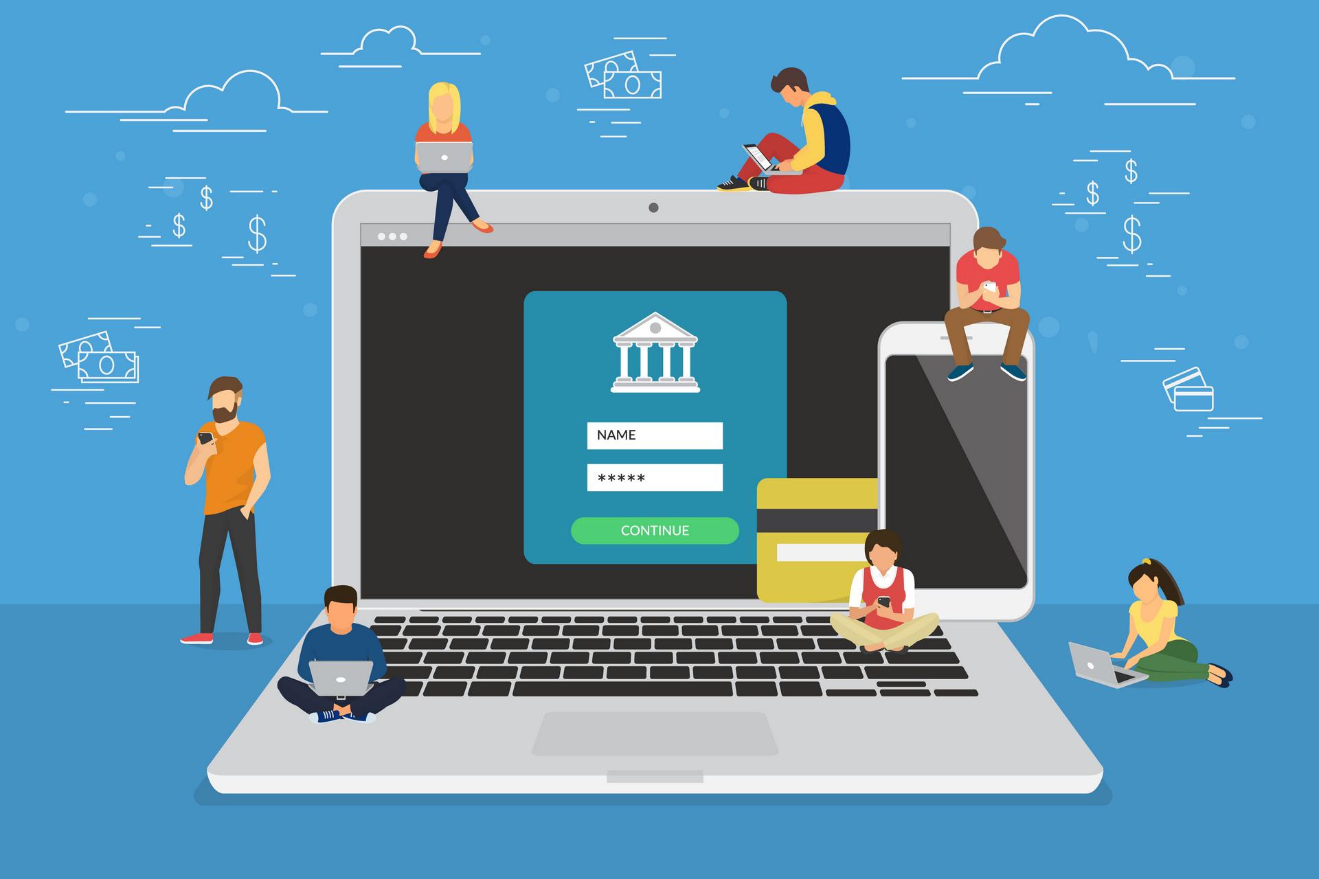 7 FinTech Start-Ups in Deutschland Solarisbank Capveriant BillFront EcoCrowd HeyMoney Captiq Omnius