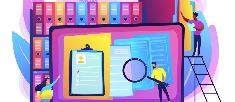 Dokumentenmanagementsysteme DMS PROXESS Interview Martin Fecker Digital Roadmap