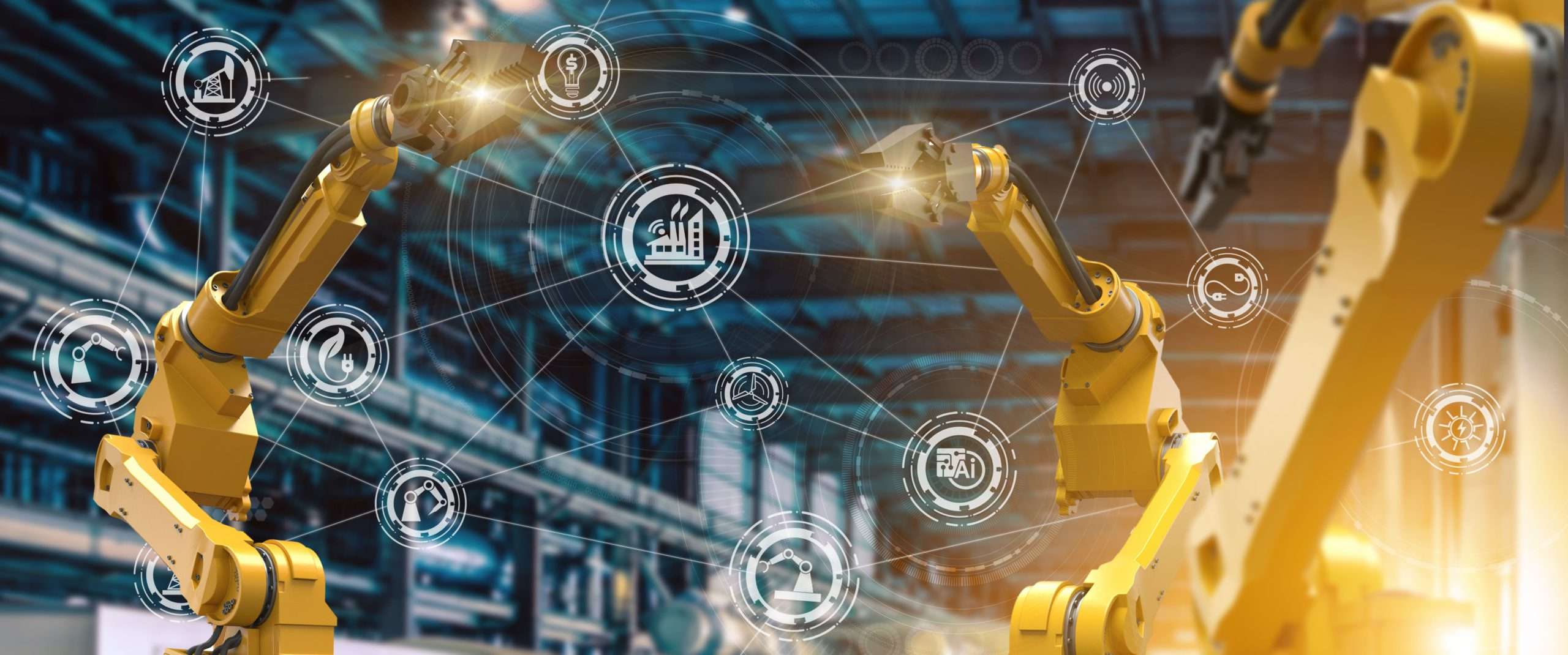 Smart Factory Industrie 4.0 MQTT OPCUA Kommunikationsprotokolle