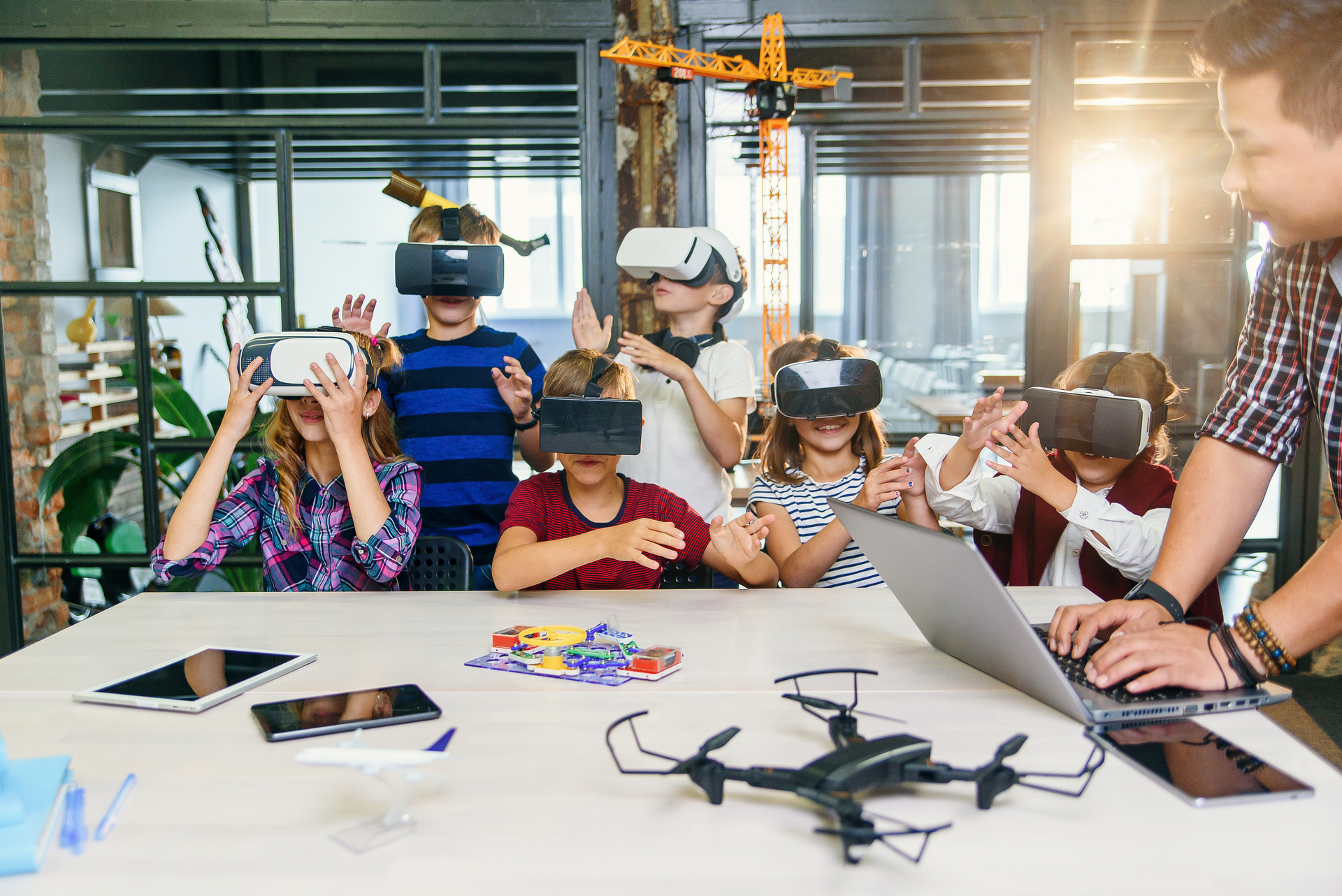 Digitalisierung Start-Up EdTech Kinder Jugendliche