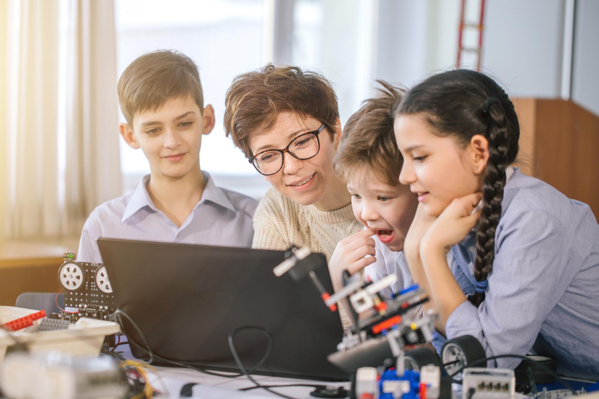 Digitalkompetenz für Kinder und Jugendliche Tipps und Tools
