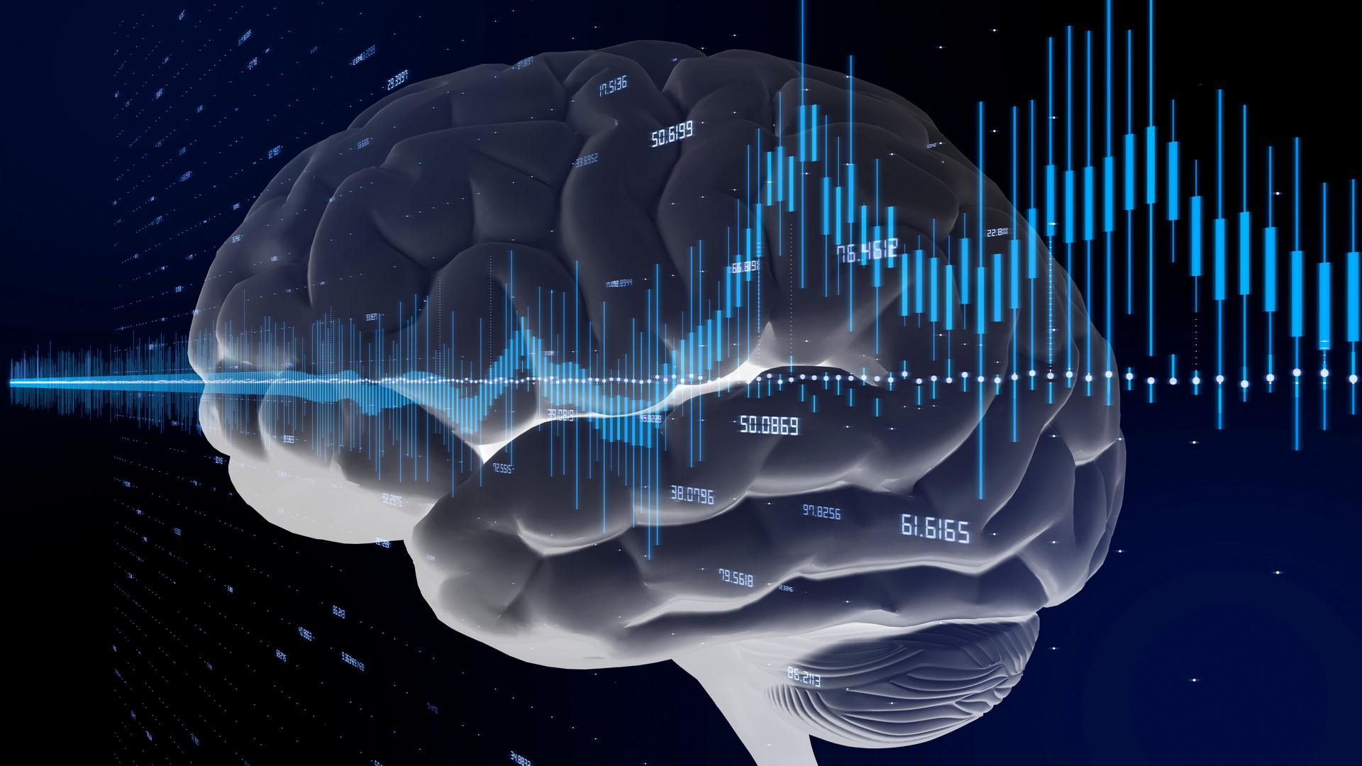 Gehirn EEG Kuenstliche Intelligenz KI PainQX Start-Up Schmerzevaluierung