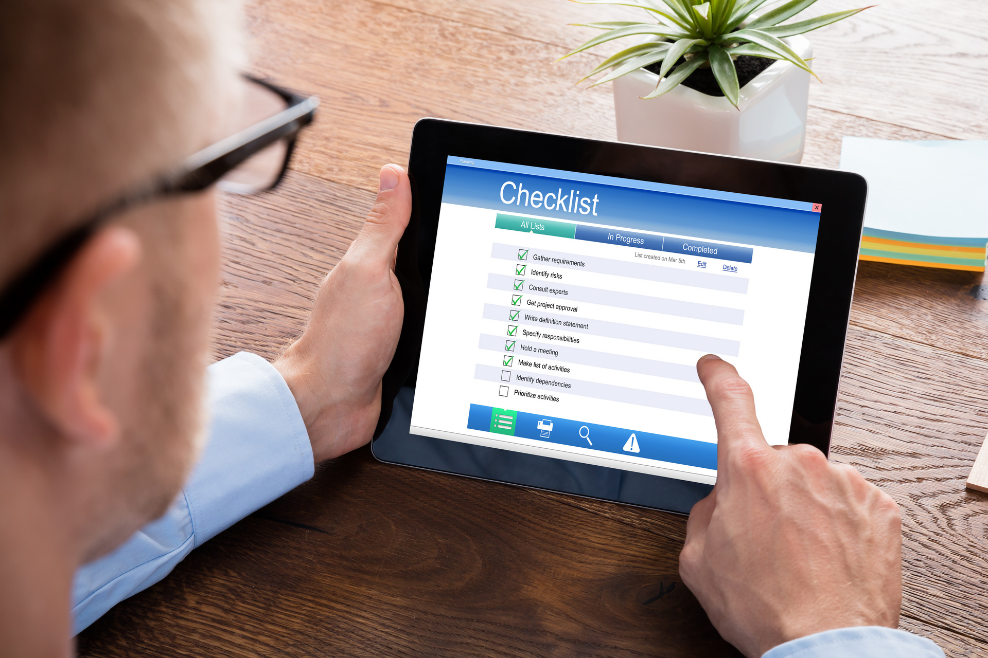 Digitalisierungschecks Analysen für den Digitalen Reifergrad