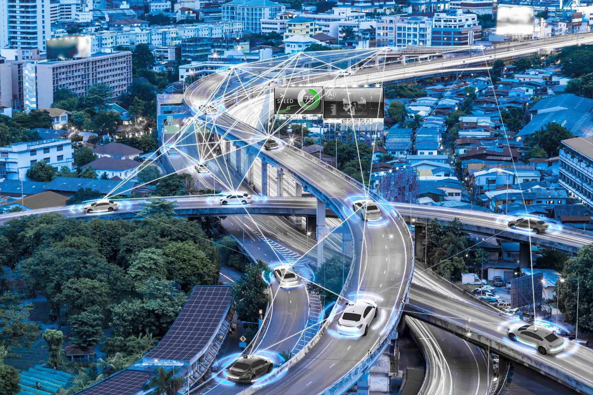 Automotive Industry IoT IIoT Bytesforbusiness